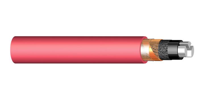 Image of 3-core NOIK-S-AL 12 kV cable