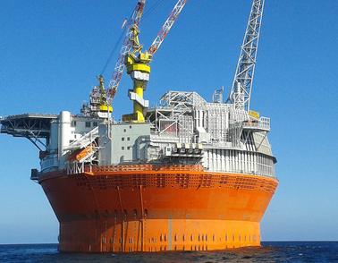 HV Offshore Goliat project